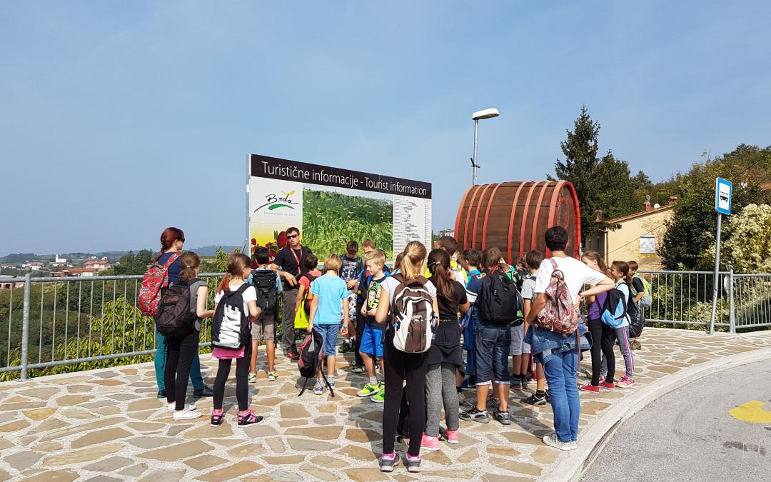 Naravoslovje, geografija, zgodovina in še kaj …  na Goriškem